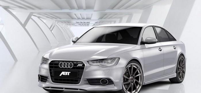Audi A6 от ABT Sportsline