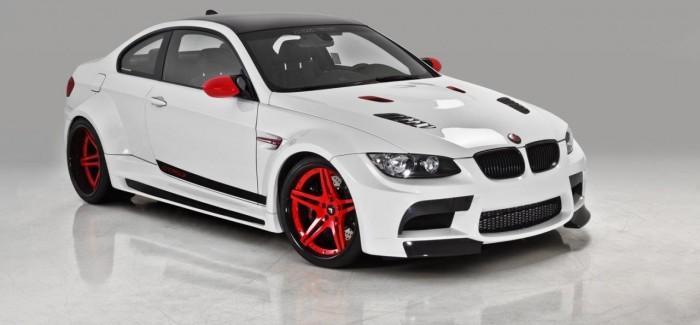 BMW M3 GTRS3 Candy Cane от Vorsteiner