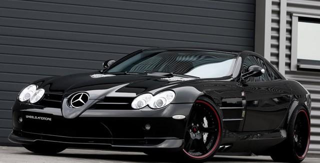 Mercedes SLR 7o7 Edition от Wheelsandmore