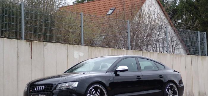 Audi S5 Sportback от Senner Tuning