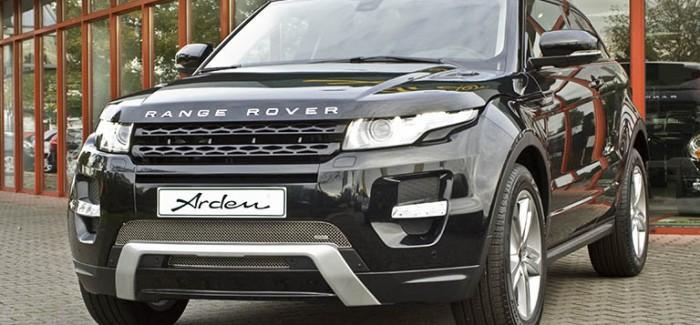 Range Rover Evoque  от Arden