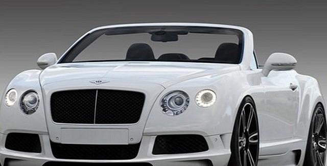 Bentley Continental GTC от Imperium Automotive