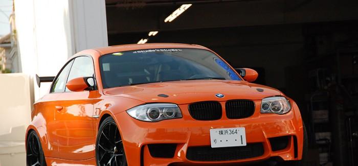 BMW 1-Серия M Coupe от Studie Ag