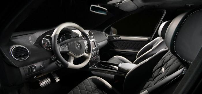 Mercedes ML 63 AMG  от Vilner