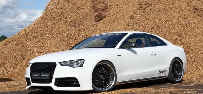 Senner Tuning модифицира Audi S5 до RS5