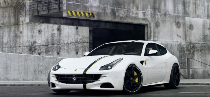 Ferrari FF  тунингован от Wheelsandmore