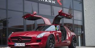 Mercedes SLS AMG от Kleemann