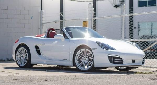 Porsche Boxster S от Ultimate Auto
