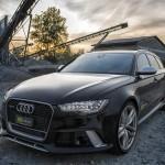 O.CT Tuning Audi RS6 Avant Quattro