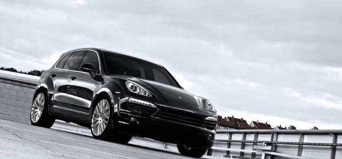 Porsche Cayenne 3.0 Diesel V6 от Kahn Design