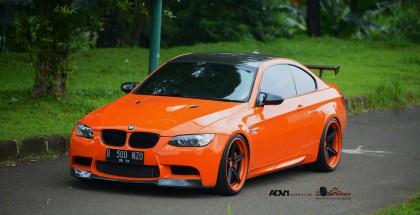 Antelope Ban BMW M3