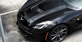 2014 Corvette Stingray от Vossen