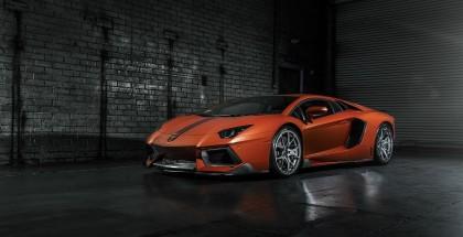 Lamborghini Aventador-V LP-740