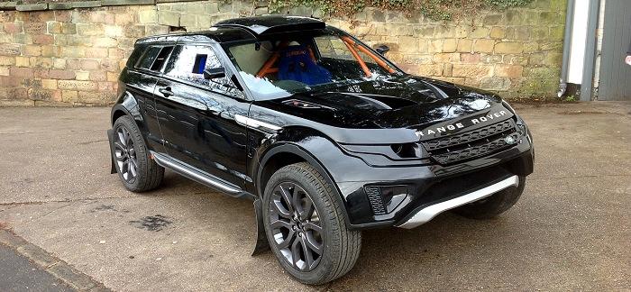 Range Rover Evoque LRM-1