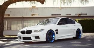 BMW M5 от SR Auto Group