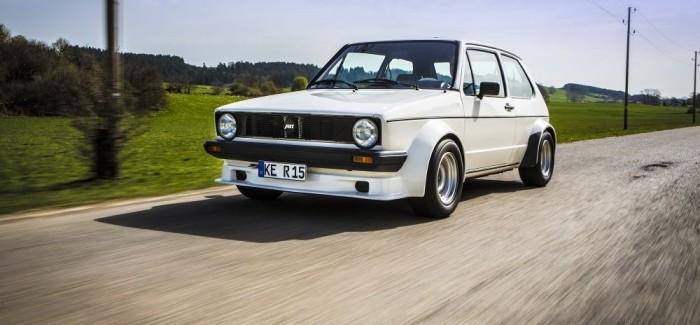 Volkswagen Golf I от ABT