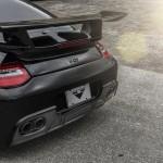 Porsche 911 (997) Turbo от Vorsteiner