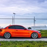 BMW 1M Coupe от Precision Sport Industries