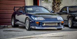 1995 Toyota Supra Turbo Targa