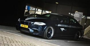 BMW M5 от SMS