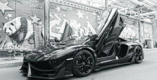 DMC Lamborghini Aventador Edizione GT