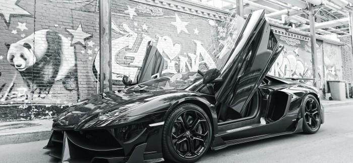 Lamborghini Aventador Edizione GT
