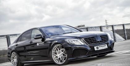 Prior Design Mercedes S-Class (W222)