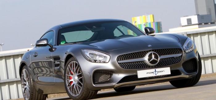 Posaidon поработи върху Mercedes AMG GT и C63