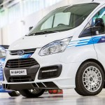 WRC Ford Transit Limited Edition