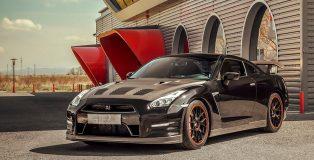 Nissan GT-R KinderZilla