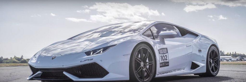 Lamborghini Huracan UR X