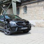 Mercedes GLE 350d Coupe от Chrometec