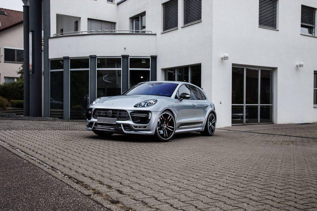 Techart Porsche Cayenne Macan