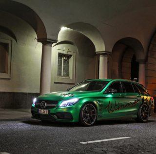 Mercedes-AMG C63 с 801 конски сили